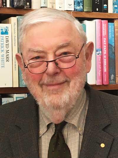 Prof John Funder AC - scientist, professor
